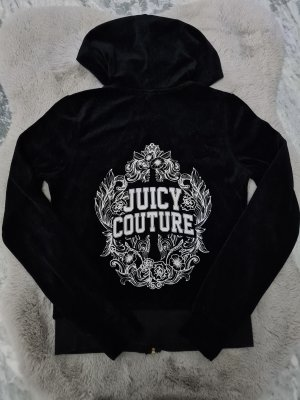 Juicy Couture Sweater Sweatjacke Weste Hoodie Pullover XS
