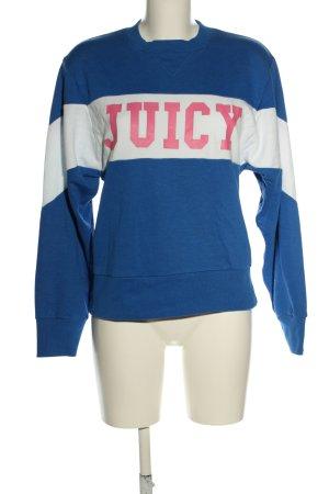 Juicy Couture Sweatshirt mehrfarbig Casual-Look