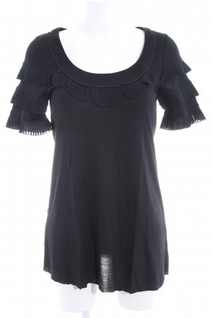 Juicy Couture T-Shirt schwarz Casual-Look