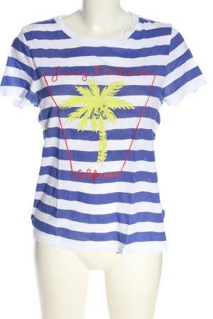 Juicy Couture T-shirt imprimé avec thème style décontracté