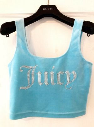 Juicy Couture Basic Top baby blue