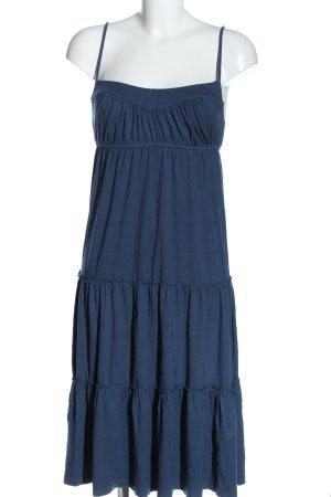 Juicy Couture Robe à bretelles bleu style décontracté
