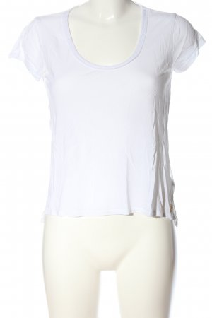 Juicy Couture T-Shirt weiß Casual-Look