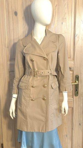 Juicy Couture Trenchcoat beige coton