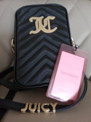 juicy Couture Umhängetasche in schwarz Neu mit Etikett