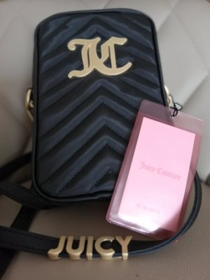 Juicy Couture Minibolso negro