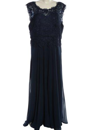Juju & Christine Abendkleid blau Elegant