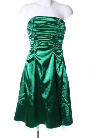 Juju & Christine Abendkleid grün Elegant