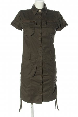 Julia Bergovich Cargo Dress khaki casual look