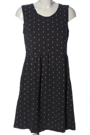 Julia Brown A-Linien Kleid