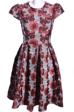 Julia Rid Petticoatkleid Blumenmuster Elegant
