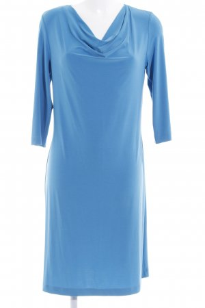 Julie C. Jerseykleid neonblau Elegant