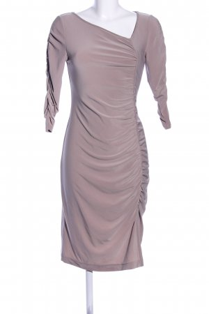 Julie C. Stretch Dress pink casual look