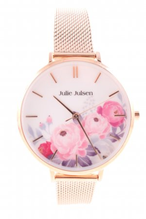 Julie Julsen Analog Watch gold-colored business style