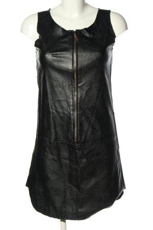 Julie Minikleid schwarz extravaganter Stil
