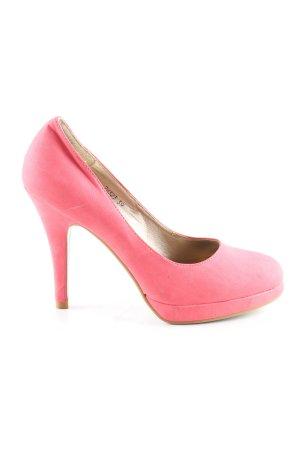 Juliet High Heels pink Casual-Look