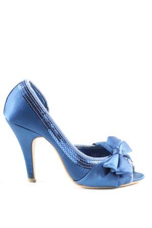 Jumelles High Heels blau Casual-Look