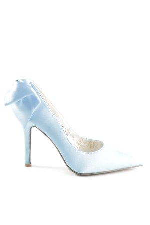 Jumelles High Heels blau Elegant
