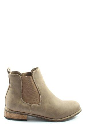 Jumex Chelsea laarzen bruin zakelijke stijl