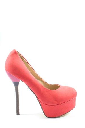 Jumex High Heels mehrfarbig extravaganter Stil