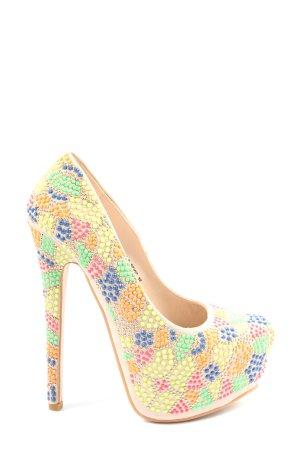 Jumex High Heels creme Elegant