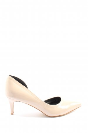 Jumex High Heels creme Casual-Look