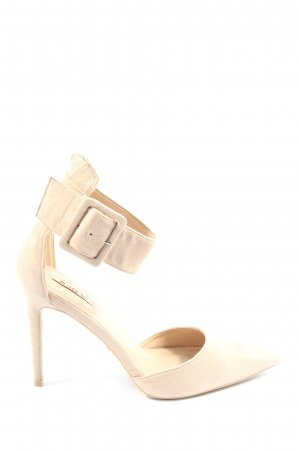 Jumex High Heels creme Business-Look
