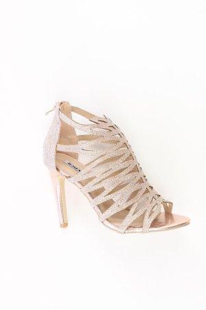 Jumex High Heels gold Größe 38