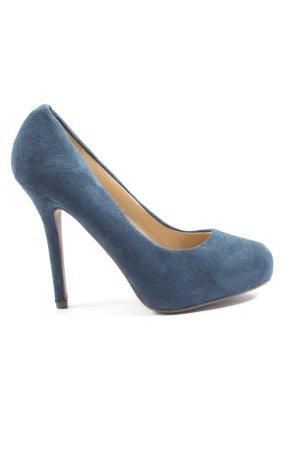 Jumex Classic Court Shoe blue classic style