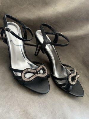 Jumex Sandaletten mit Pfennigabsatz