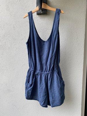 derek heart Bib Shorts steel blue