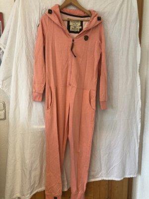 Naketano Pyjama rose-rose clair