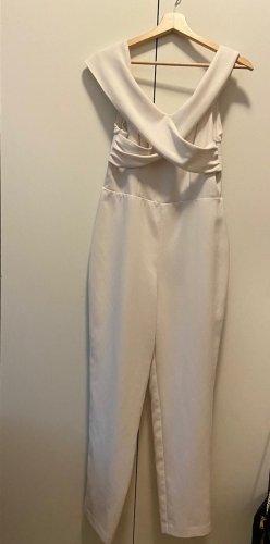 H&M Mono blanco puro-blanco