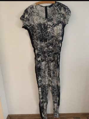 Fransa Ladies' Suit white-black