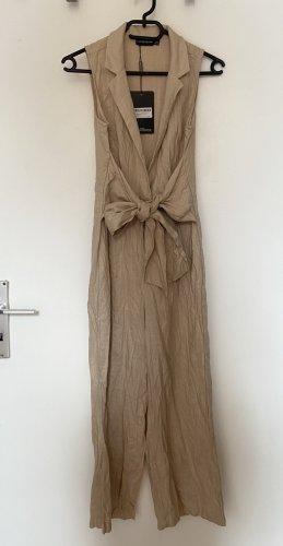 PrettyLittleThing Onesie nude-beige