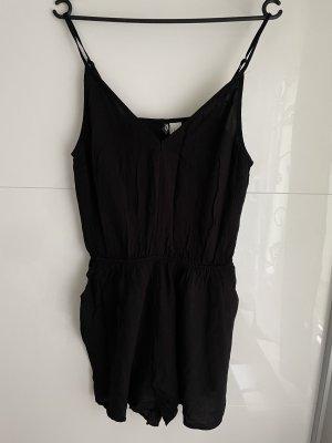 H&M Divided Jumpsuit black