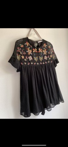 Zara Robe Hippie multicolore