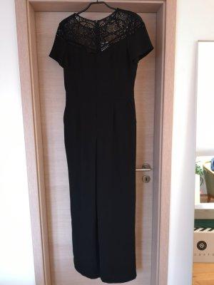 1.2.3 Paris Combinaison noir polyester