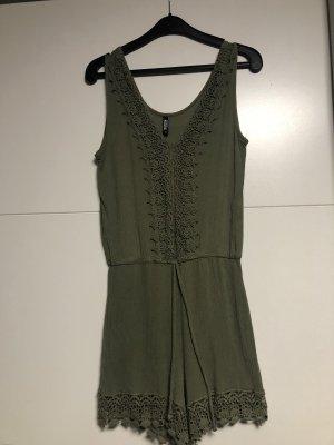 Collezione Alessandro Polo Dress taupe-ocher