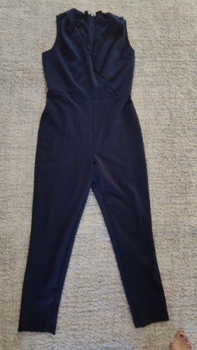 Bodyflirt Jumpsuit donkerblauw