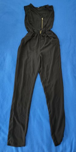 New Look Jumpsuit black polyester