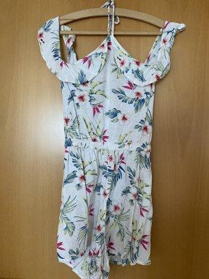 Hollister Sukienka z dekoltem typu halter Wielokolorowy
