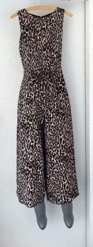 Banana Republic Jumpsuit lichtbruin-zwart Polyester