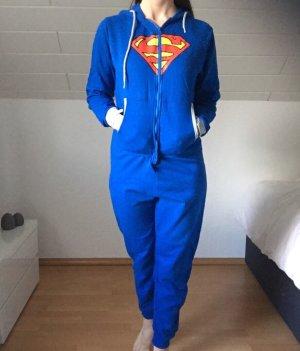 SUPERMAN Completo sportivo blu