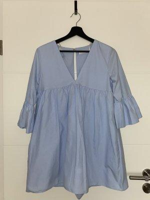 Zara Trafaluc Tuta celeste-azzurro
