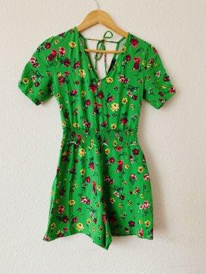 Bershka Tailleur-pantalon vert