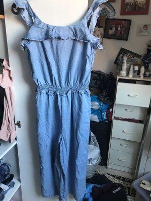 Clockhouse Trouser Suit azure