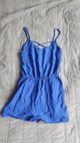 H&M Divided Jumpsuit blue