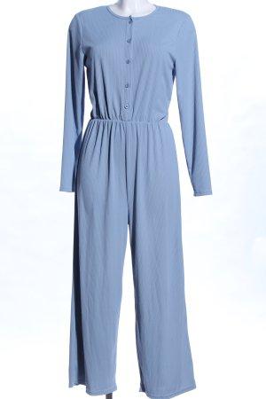 Jumpsuit blau Elegant
