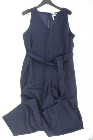 Jumpsuit blau Größe 40